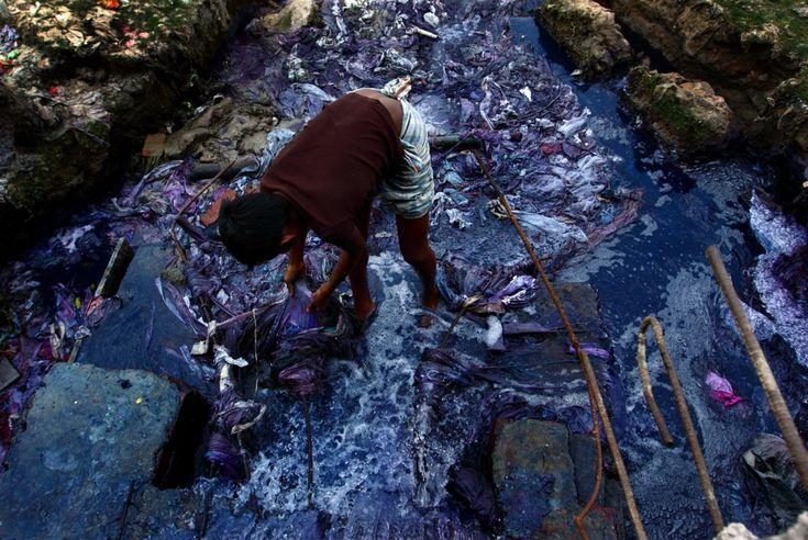 costo ambientale dei vestiti