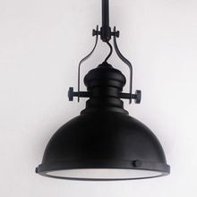Classic Black Loft America Country Industrial Pendant Light Drop Lights Bar Cafe Droplight E27 Art Fixture Lighting Brief Nordic(China (Mainland))