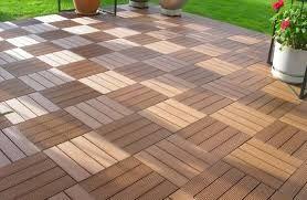Pavimento esterno finto legno