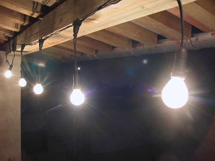 guirlande lumineuse f te de village blanche easy connect. Black Bedroom Furniture Sets. Home Design Ideas