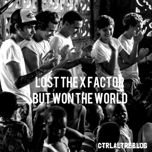 they have come soooo far sooo let not stop here lets go all the way with them!!!!!!!!!!                       LOVE YA GUYS!!!