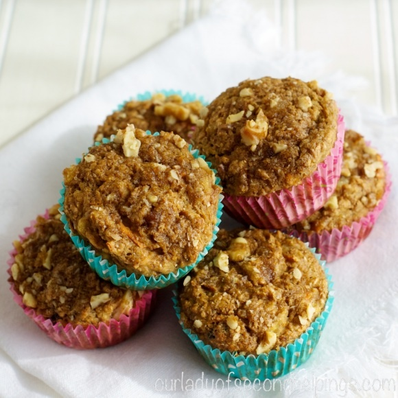 Morning Glory Muffins | crafts | Pinterest