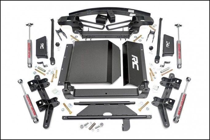 Four Wheel Drive Suspension Lift Kits