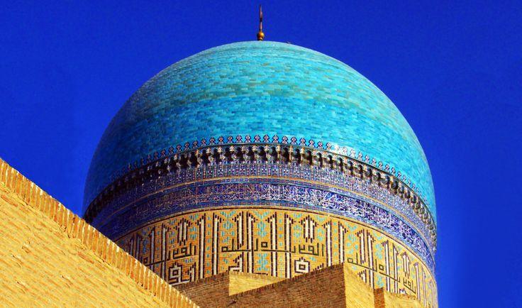 Mezquita de Kalon, Bukhara.