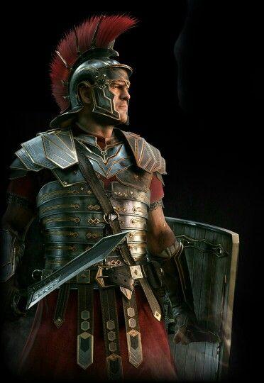 Ryse: son of Rome Marius Titus