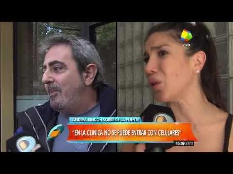 """Andrea Rincón """"¿De la Puente? Puede ser mi papá, dejémonos de joder"""""""