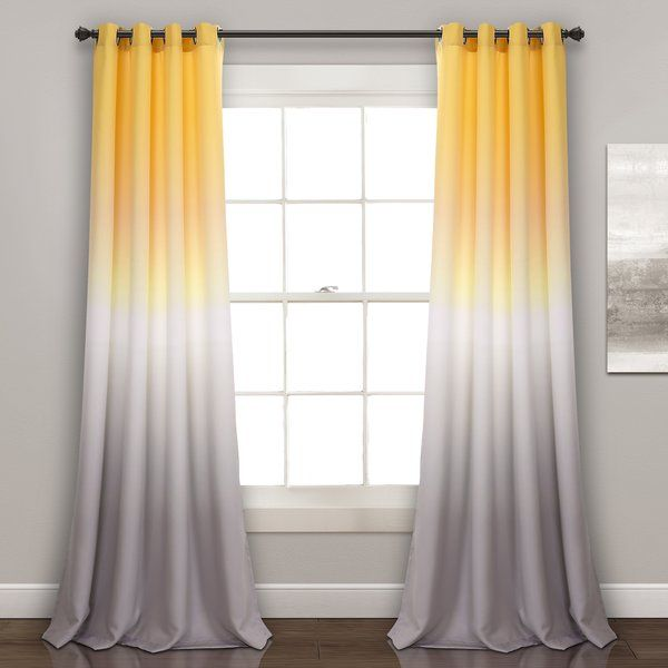 Monte Ombre Room Darkening Thermal Grommet Curtain Panels Room Darkening Room Darkening Curtains Curtains Living
