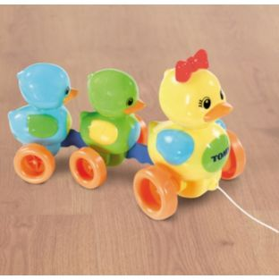 Buy Tomy Quack Along Ducks at Argos.co.uk - Your Online Shop for Baby activity toys.