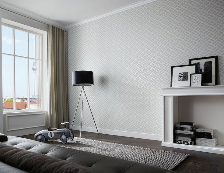 eurowalls Metropolis by Michalsky geometric wallpaper available now!