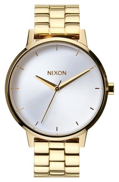 Nixon 'The Kensington' Bracelet Watch, 37mm available at #Nordstrom