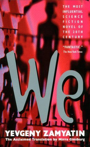 "Bright Light Books - ""We"" Book by Yevgeny Zamyatin (ISBN: 0380633132)"