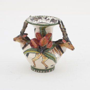 Ardmore Ceramics: Eland Vase