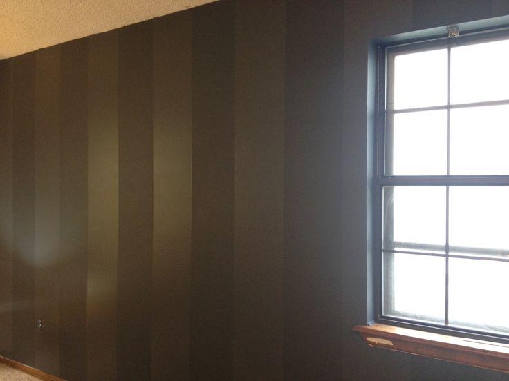 Matte and gloss stripes colors painting pinterest for Matte finish paint for walls