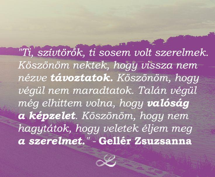 #szerelem #nemszerelem #szívtörők #valóság #képzelet #távozni #szembenézés #gellérzsuzsanna #lendületmagazin #hungarianblogger #followme