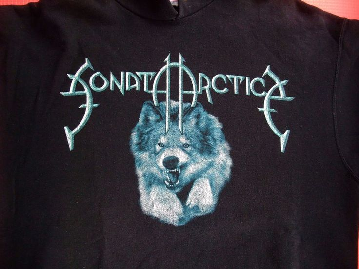 Sonata Arctica For The Sake Of Revenge  Finnish power metal hoodie hooded #FruitoftheLoom #Graphic