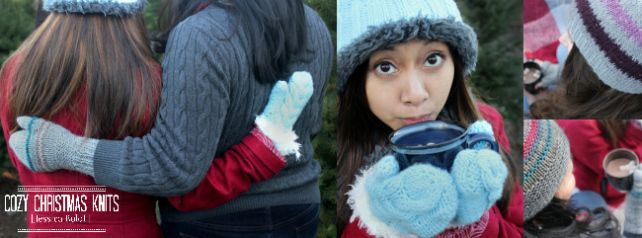 Cozy Christmas Knits by Jessica Bolof