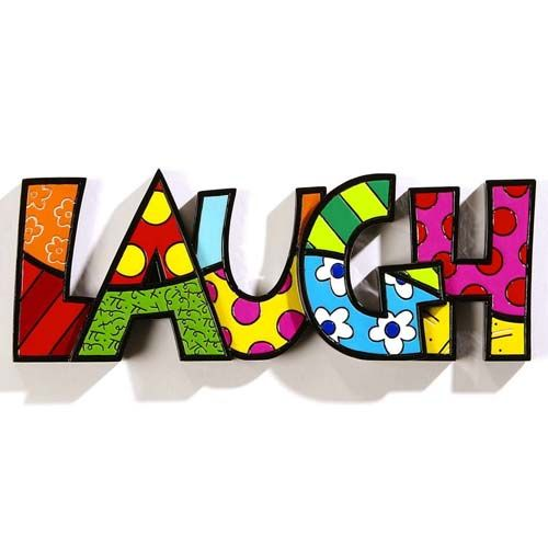 laughter word art - photo #12