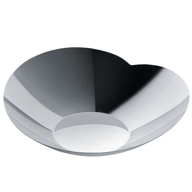"BuyAlessi ""Human Collection"" Salad Bowl, 22cm Online at johnlewis.com"