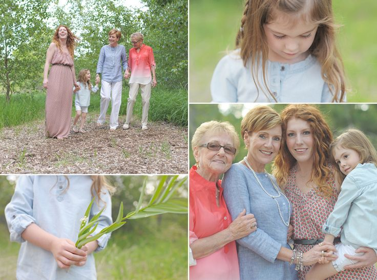 4 generations | white linen photography