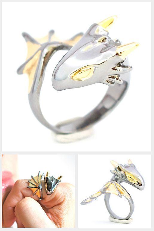 dragon finger