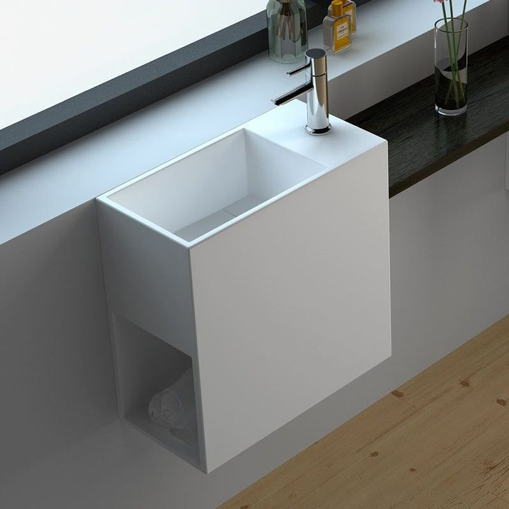les 25 meilleures id es de la cat gorie lavabo suspendu sur pinterest meuble wc ikea lavabo. Black Bedroom Furniture Sets. Home Design Ideas