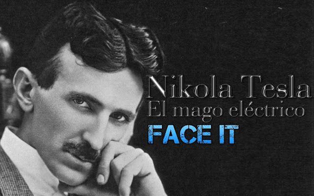 FACE IT !: Nikola Tesla - El mago eléctrico. --> http://face-it-zgz.blogspot.com.es/2016/01/nikola-tesla-el-mago-electrico.html
