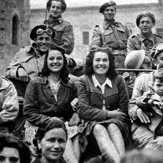 25 aprile 1945, il giorno della libertà