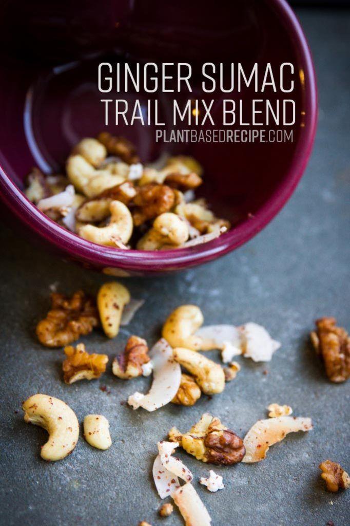 Low Fat Trail Mix Recipes