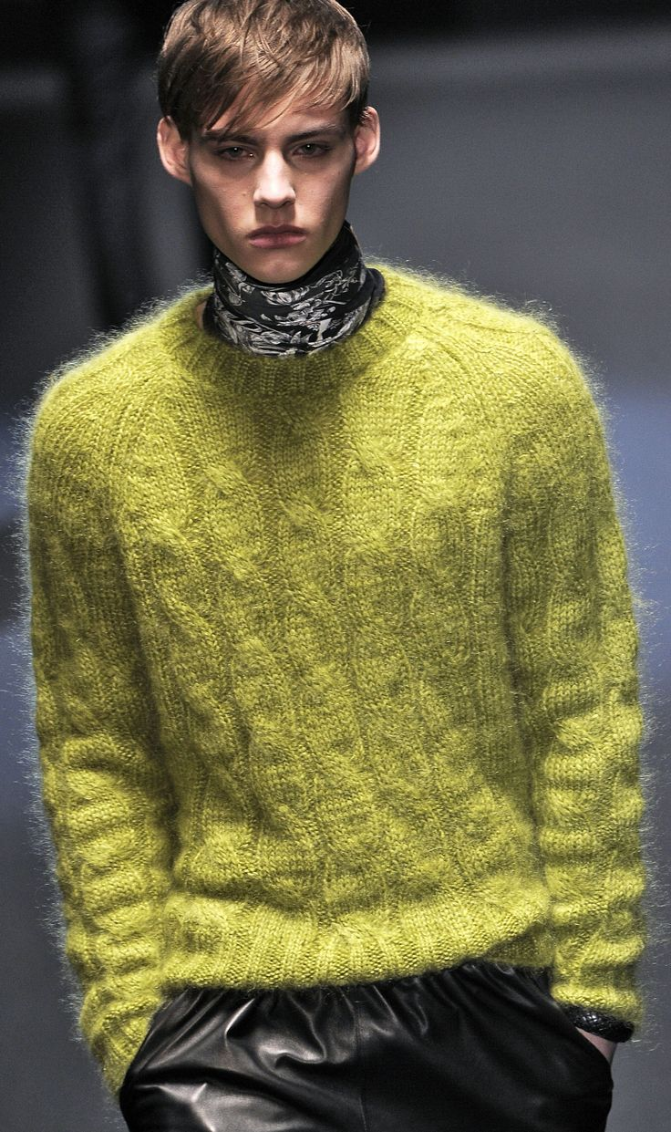 Gucci FW 13/14 - Milan Men's Fashion Week