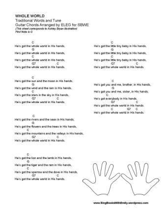 258 Best Sbwe Sing With Me Songbook Images On Pinterest Picture