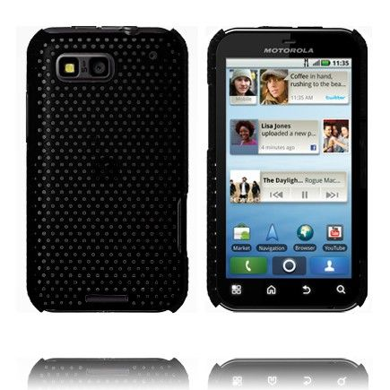 Atomic (Sort) Motorola Defy Cover