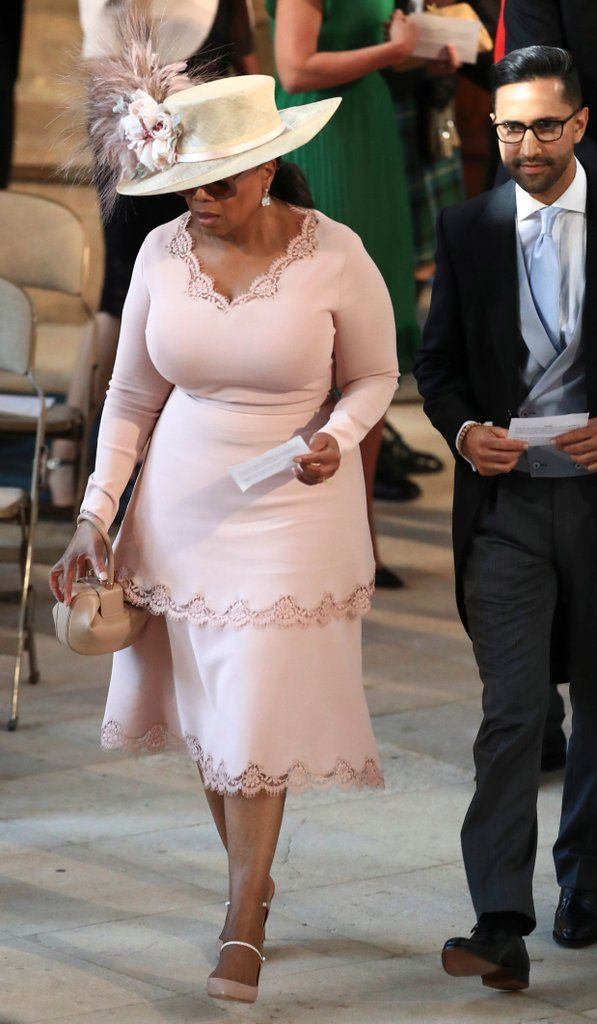 Oprah At Prince Harry Wedding.You Guys Oprah Is At The Royal Wedding Prince Harry Meghan