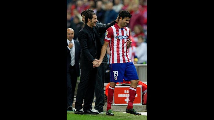 Diego Costa made pact with Diego Simeone to work together again