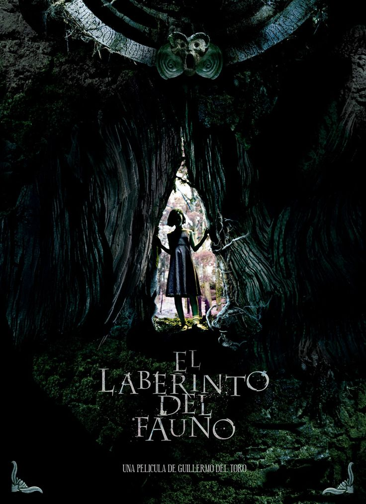 El Laberinto del Fauno ~ absolutely my Favorite!