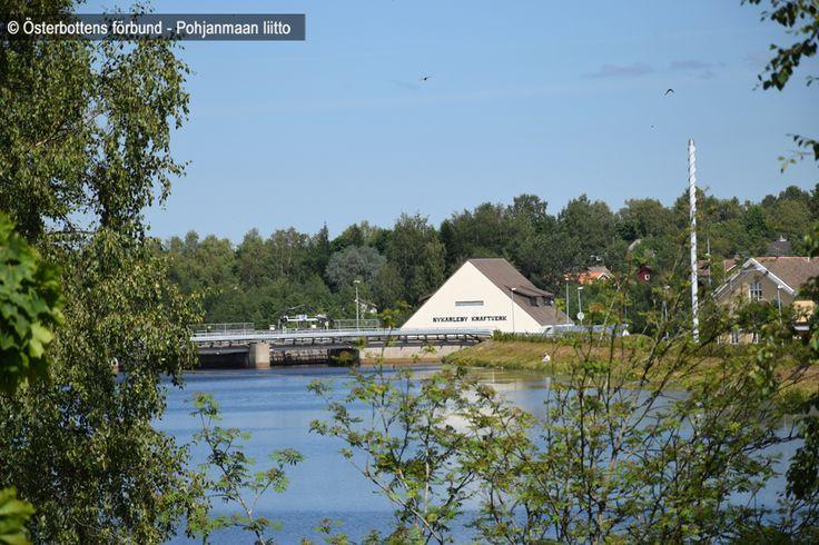 Kraftverk - Voimala, Nykarleby - Uusikaarlepyy