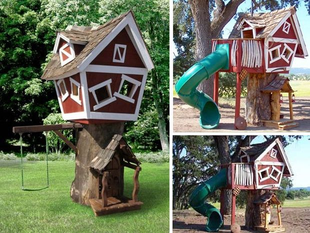 Oltre 25 fantastiche idee su design casa sull 39 albero su - Casa sull albero da costruire ...