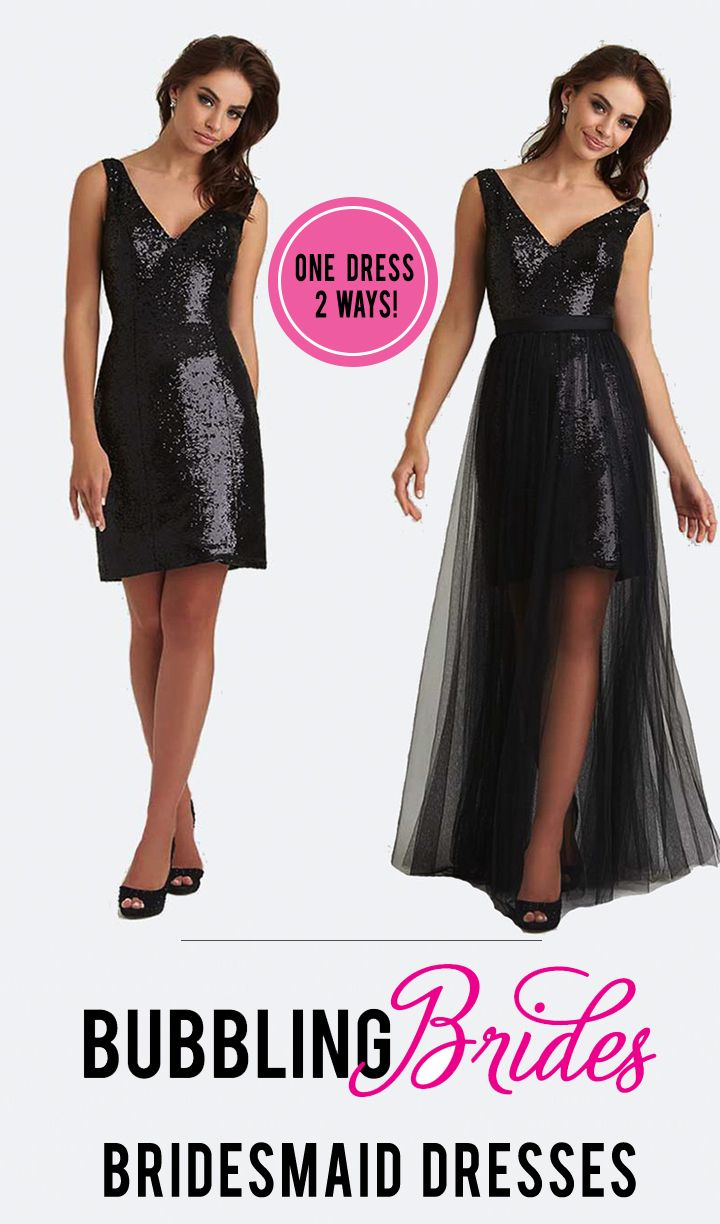 Liczba obrazw na temat bubbling brides na pinterecie 17 this metallic bridesmaid dress is convertible what more could you want ombrellifo Gallery