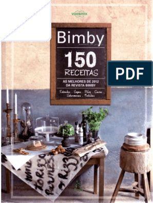 Thermomix Book – 150 Recipes – Melhor de 2012 – Thermomix Recipes – #Bimby #liv …   – Livros