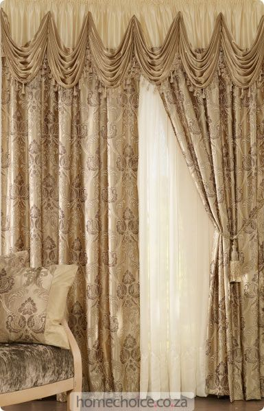 Freda curtain set http://www.homechoice.co.za/Curtains/Freda.aspx