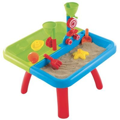 Another great toy/activity for under 36 months. Would also use under strict supervision for this age group though. Early Learning Centre ELC Sand &Water Table Generic- at Debenhams.com