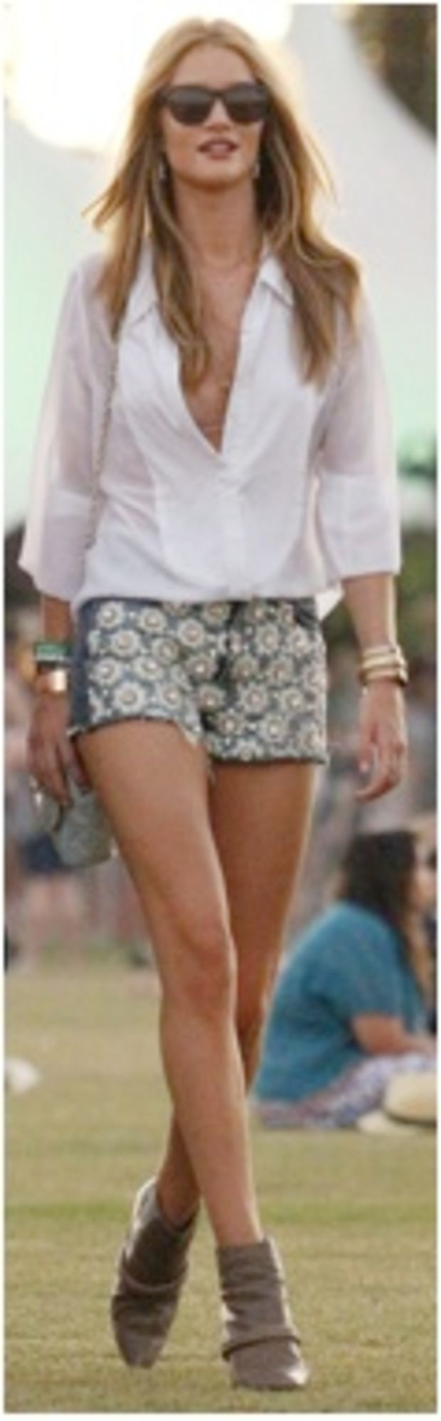Celebrity Street Style of the Week: The Best of Coachella 2012 - College Fashion