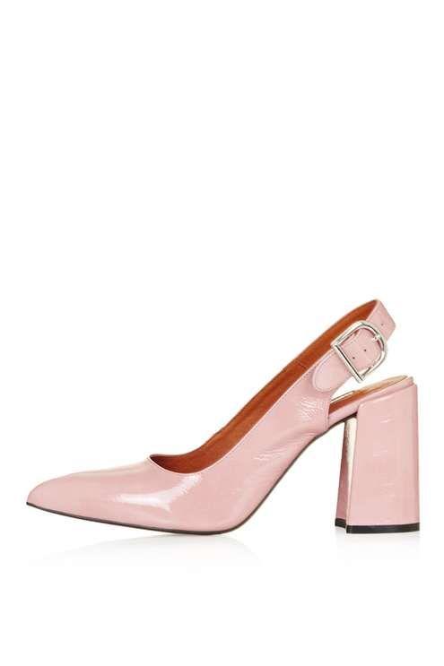 GRAMERCY Slingback Shoes - Topshop USA