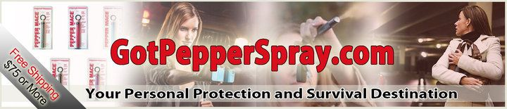 Personal protection products Gotpepperspray.com offers personal protection products like pepper spray guns, mace spray guns and also a wide range of safety products for home security with video surveillance.