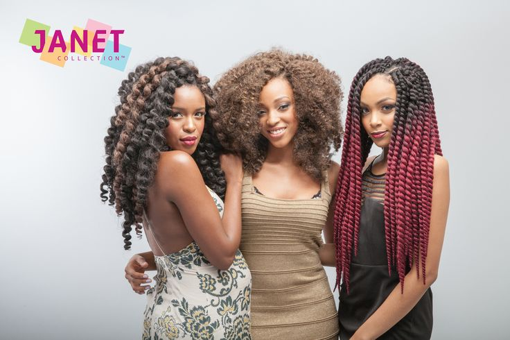 Crochet Braids Nyc : CROCHET BRAID HAIR @JANETCOLLECTION #CROCHET #CROCHETBRAID # ...