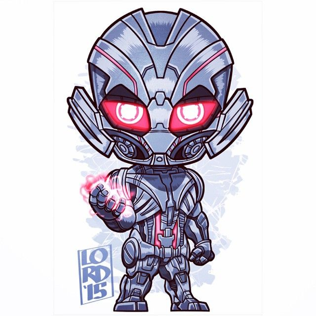 Ultron!! Lord Mesa