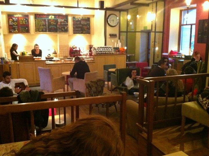House Cafe in Olsztyn, woj. warmińsko-mazurskie