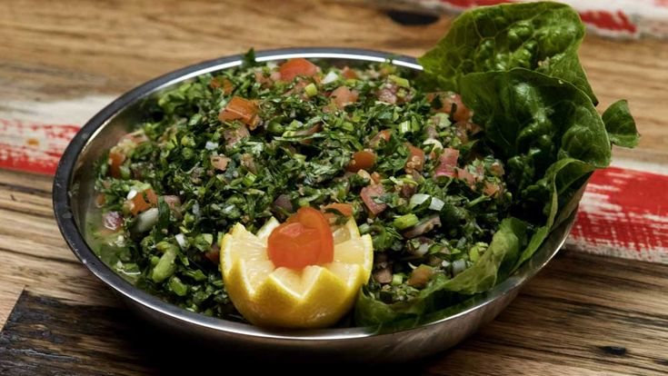 Family Food Fight: The Shahrouk Sisters' tabouli