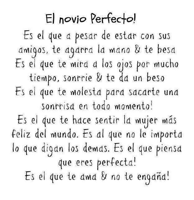 El novio perfecto | Ꭵᗰᗩ✞Ǝ✘✞⚙ᔕ | Pinterest