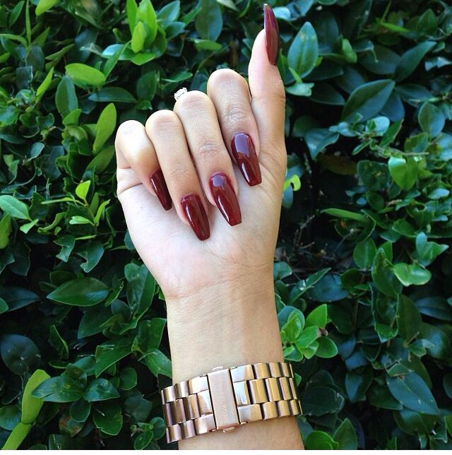 Mejores 50 imágenes de Nails on fleek en Pinterest   Uñas largas ...