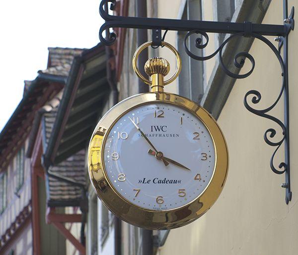 Vagacosmos, Suiza, relojes